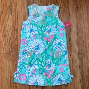 Girls Lilly Pulitzer Classic Shif dress